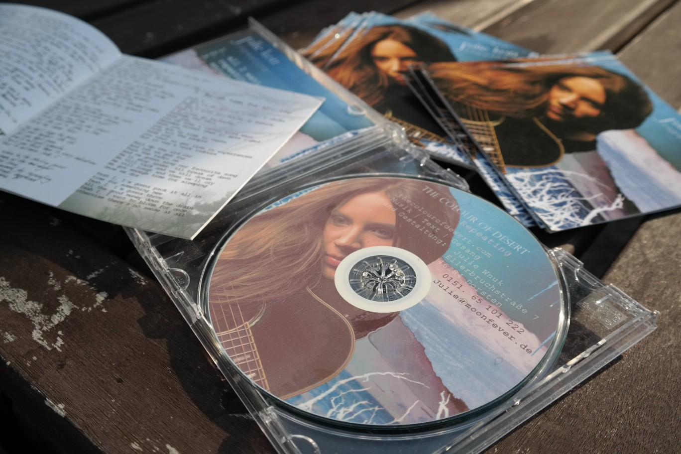 CD Cover selber gestalten