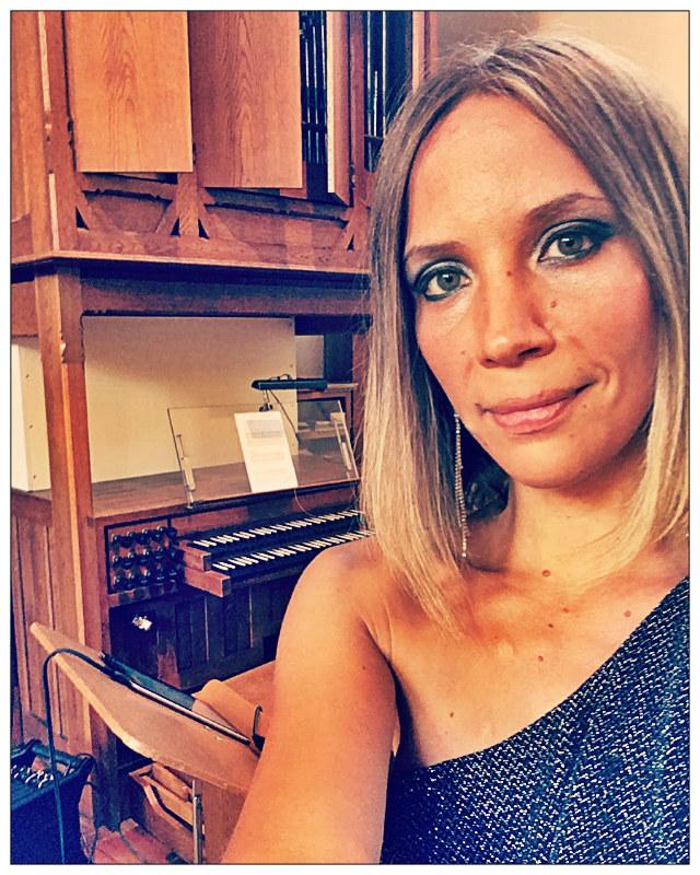 Sängerin Kirche Essen