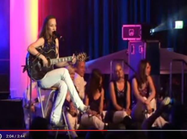 Hochzeitssängerin Gitarre nrw