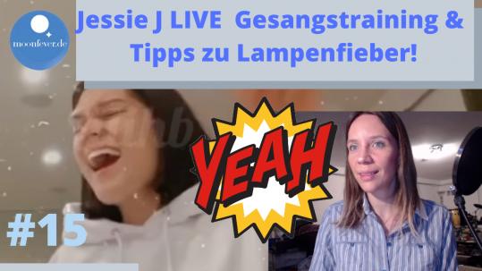 Gesangtechnik Stars Tipps