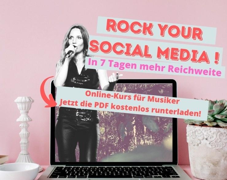Werbung als Musiker Reichweite