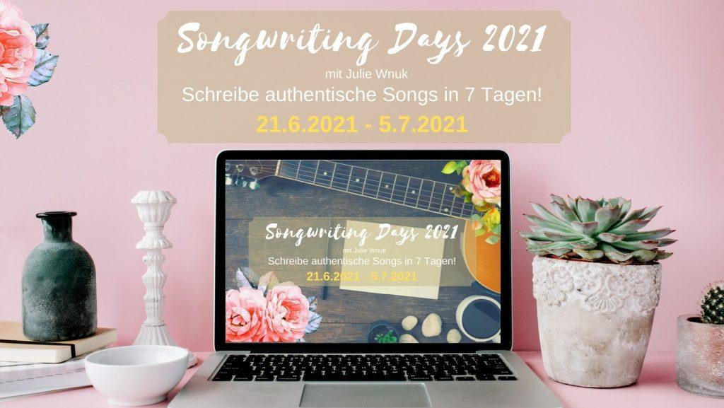 Songwriting Online Kurs lernen