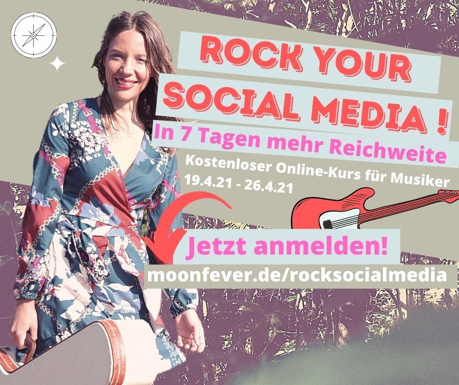mehr Reichweite facebook Musiker Marketing Werbung