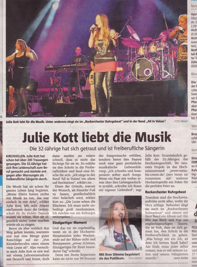 JulieliebtMusik