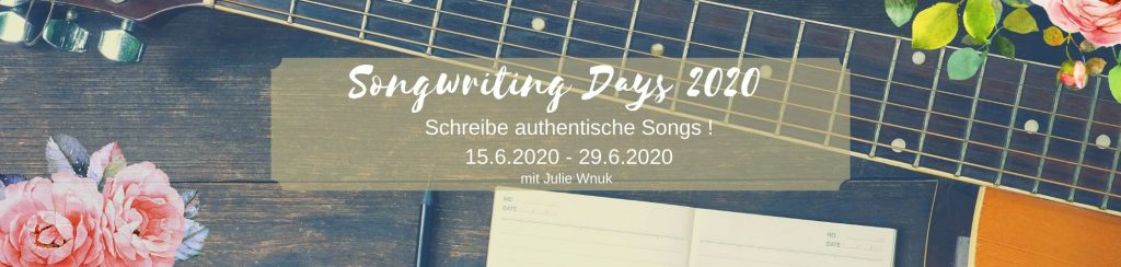 onlinekurs songschreiben Songwriting onlinekurs