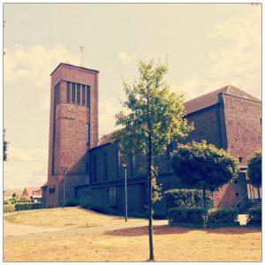 St. Josef Kirche Dorsten Hervest